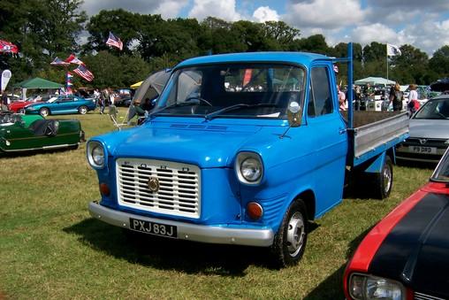 MK1 diesel front pickup