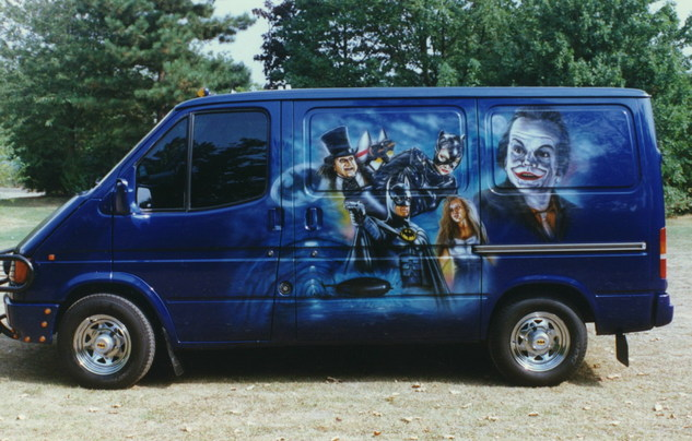 The Bat Van