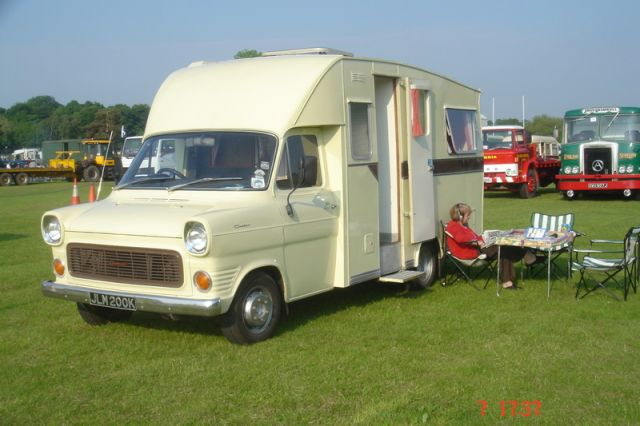 MK1 cotswold camper