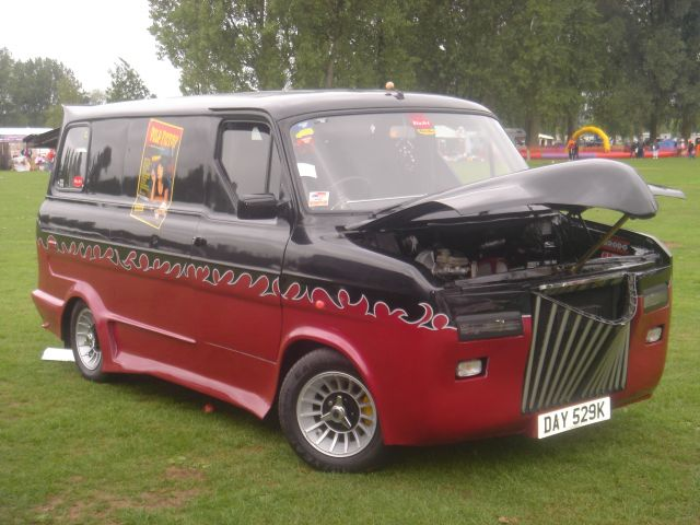Ford Transit Van >> Extreme body mods | Ford Transit Forum