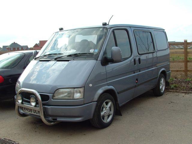 Ford Transit Van >> Grey mk5 | Ford Transit Forum