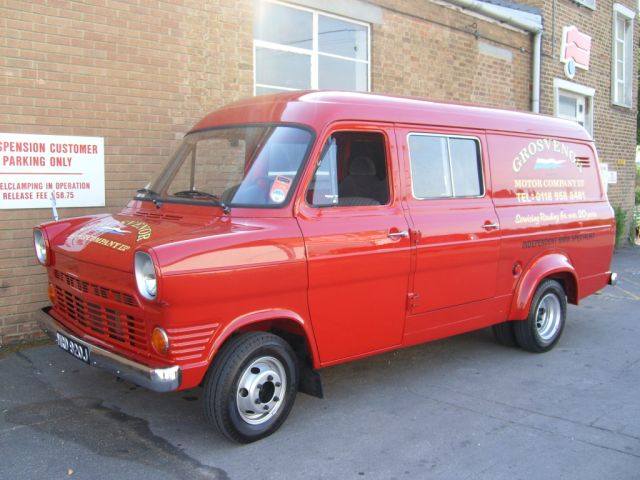 1971 Mrd920j Ford Transit Forum