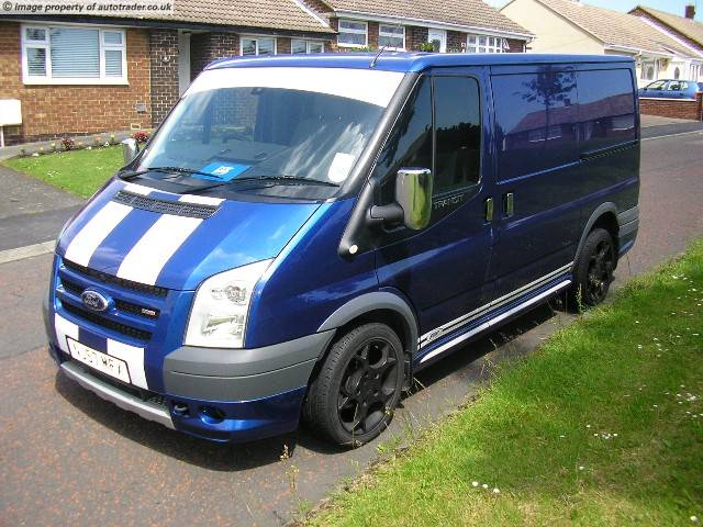 Image Result For Ford Transit Van