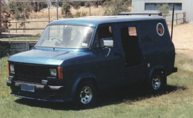 Ford Transit Van >> Australian Mk2 custom   Ford Transit Forum